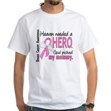 Heaven Needed a Hero Breast Cancer Shirt