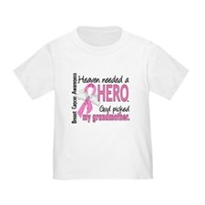Heaven Needed a Hero Breast Cancer T