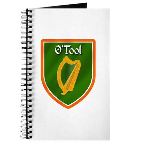 O'Tool Family Crest Journal