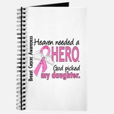 Heaven Needed a Hero Breast Cancer Journal