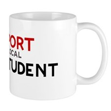 Support:  LAW STUDENT Mug