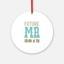 Future Mr 2013 Cockatoo Ornament (Round)