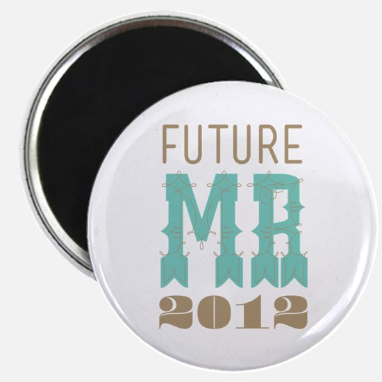 Future Mr 2012 Cockatoo Magnet