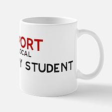 Support:  PSYCHOLOGY STUDENT Mug