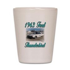 1963 Ford Thunderbird Shot Glass