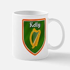 Kelly Family Crest Mug