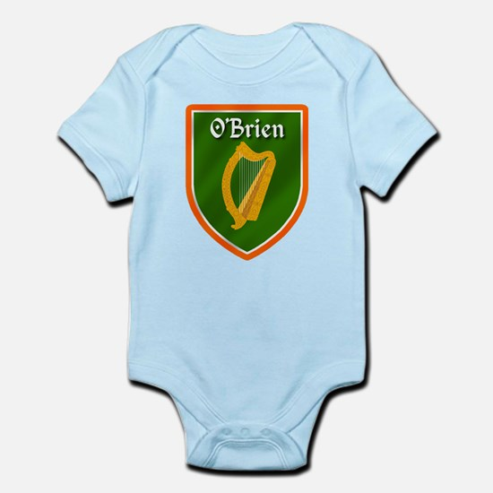 O'Brien Family Crest Infant Bodysuit