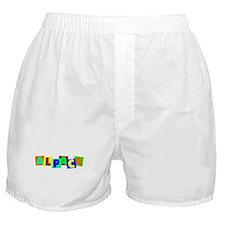 Alpaca BLOCKS Boxer Shorts
