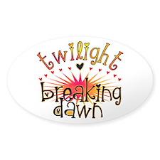 Breaking Dawn Decal