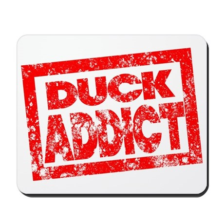 Duck ADDICT Mousepad