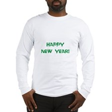 Happy New Year, Long Sleeve T-Shirt