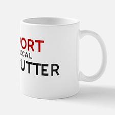 Support:  MEATCUTTER Mug