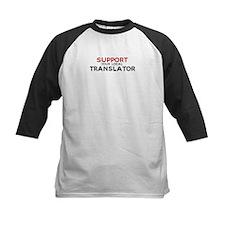 Support:  TRANSLATOR Tee