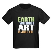 Earth Without Art T