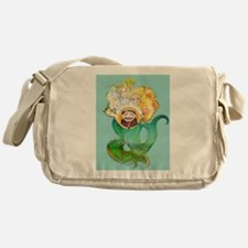 Funny King neptune Messenger Bag