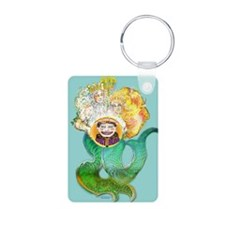 Unique King neptune Keychains
