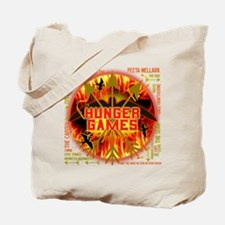 Hunger Games Highlights Tote Bag