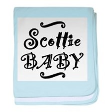Scottie BABY baby blanket