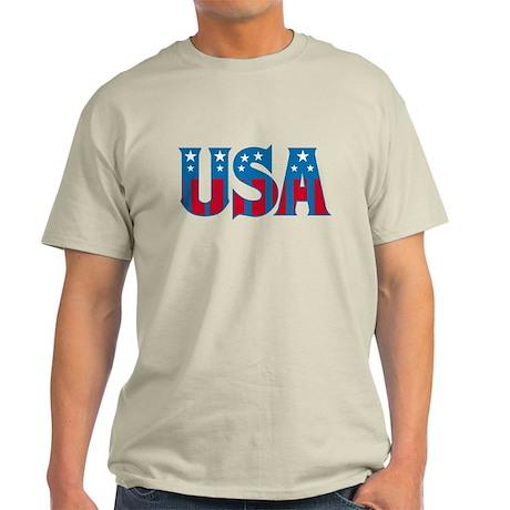 Stars and Stripes Light T-Shirt