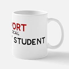 Support:  CHEMISTRY STUDENT Mug