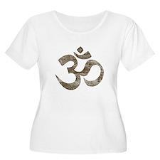 Vintage Om Symbol T-Shirt