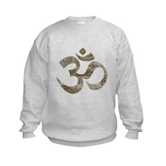 Vintage Om Symbol Sweatshirt