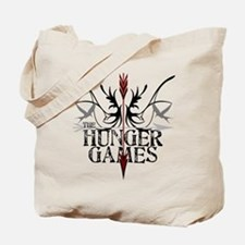 Hunger Games Gear the Arrows Tote Bag
