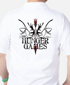 Hunger Games Gear the Arrows Golf Shirt