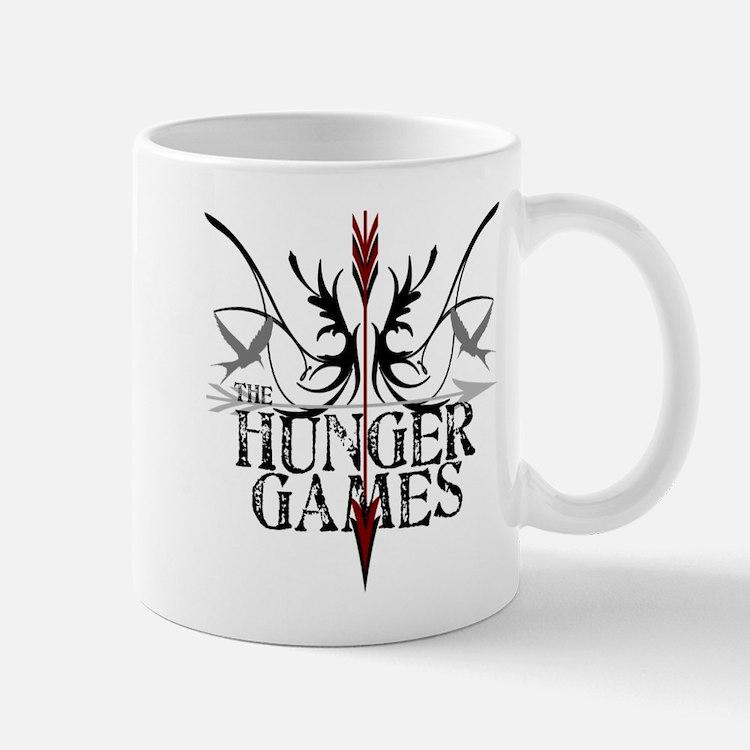 Hunger Games Gear the Arrows Mug