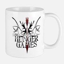Hunger Games Gear the Arrows Small Small Mug
