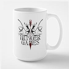 Hunger Games Gear the Arrows Ceramic Mugs