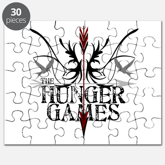 Hunger Games Gear the Arrows Puzzle