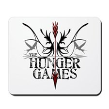 Hunger Games Gear the Arrows Mousepad