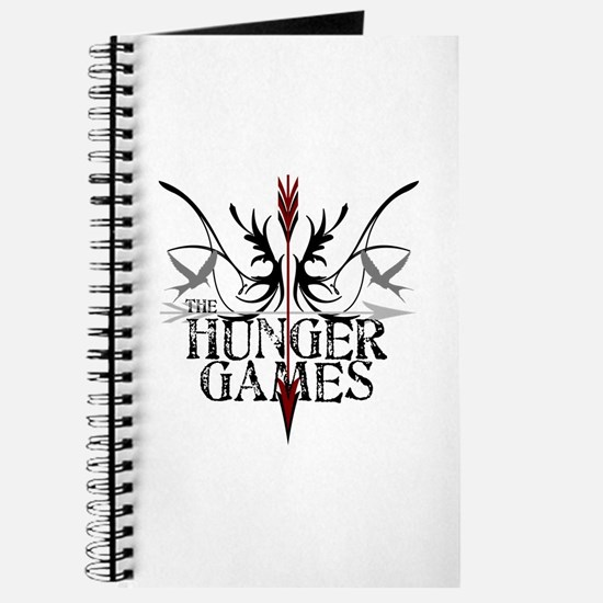 Hunger Games Gear the Arrows Journal