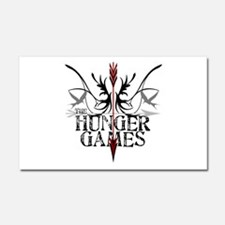 Hunger Games Gear the Arrows Car Magnet 20 x 12