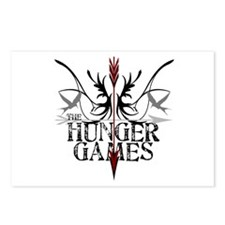 Hunger Games Gear the Arrows Postcards (Package of