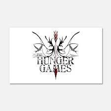 Hunger Games Gear the Arrows 22x14 Wall Peel
