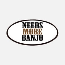 Needs More Banjo Patches