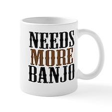 Needs More Banjo Mug