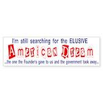 Elusive American Dream