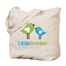 Tweet Birds Little Brother Tote Bag