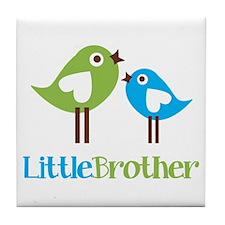 Tweet Birds Little Brother Tile Coaster