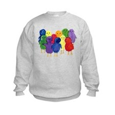 Easter Chicks Sweatshirt