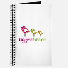 Tweet Birds Biggest Sister Journal