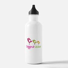 Tweet Birds Biggest Sister Water Bottle