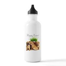 Easter Dogue de Bordeaux Sports Water Bottle