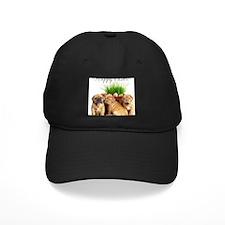Easter Dogue de Bordeaux Baseball Hat