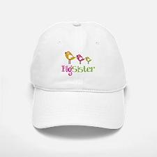 Tweet Birds Big Sister Baseball Baseball Cap