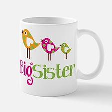 Tweet Birds Big Sister Mug