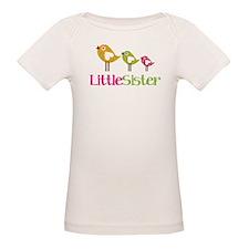 Tweet Birds Little Sister Tee